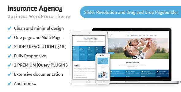 Insurance Agency v1 0 5 – Business and Insurance WP Theme
