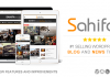 Sahifa v5.6.8 - Responsive WordPress News, Magazine, Blog Theme