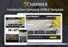 Hammer - Construction Company HTML Theme v1.0