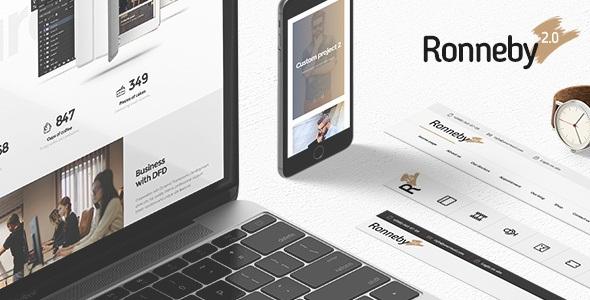 Ronneby - High-Performance WordPress Theme v2.3.2