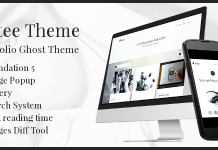 Artee - Portfolio Ghost Theme v1.7.0