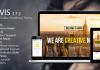 Jarvis - Onepage Parallax WordPress Theme v3.7.3