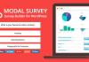 Modal Survey v1.9.9.7 - WordPress Poll, Survey & Quiz Plugin