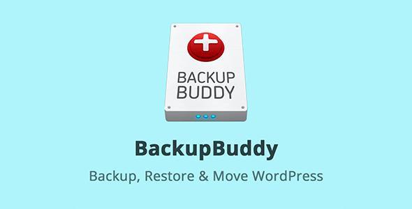 BackupBuddy - The Original WordPress Backup Plugin v8.2.6.5