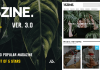 15Zine v3.2.1 - HD Magazine / Newspaper WordPress Theme