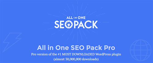 All in One SEO Pack Pro WordPress Plugin v2.5.6.1