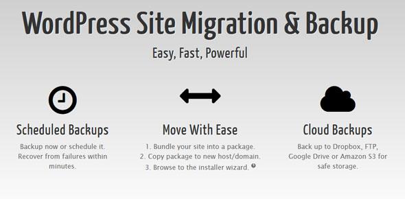 Duplicator Pro v3.7.0 - WordPress Site Migration & BackUp