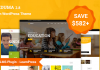 Education WordPress Theme | Education WP v3.0.7