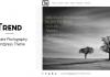 Trend v3.7.1 - Photography WordPress Theme