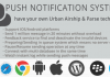 Desktop & Mobile Push Notification System v6.4.1 - WordPress Plugin