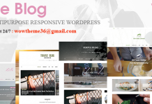 Lifeblog v1.0.1 - Multiple Layout WordPress Blog Theme