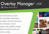 Media Grid - Overlay Manager add-on v1.31