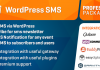 WP SMS Professional Package v2.2.7