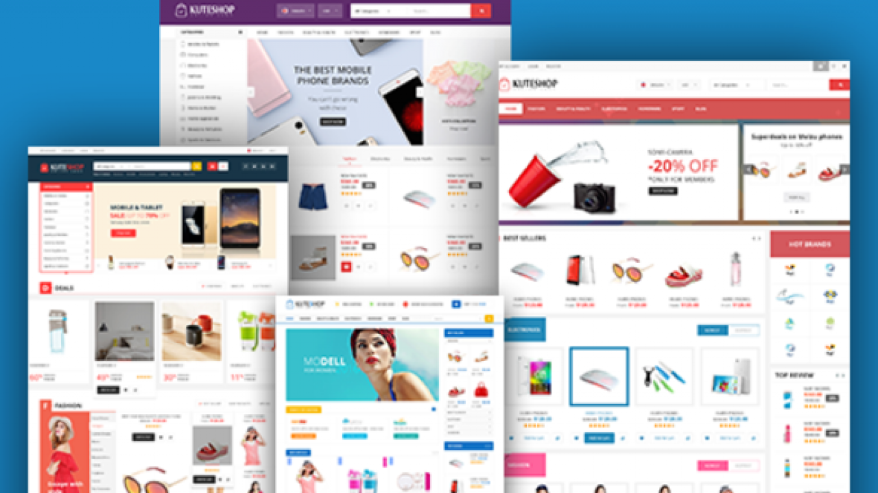 Kute Shop v1 3 - Super Market WooComerce WordPress Theme