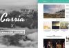 Cassia v1.1 - A Responsive WordPress Blog Theme