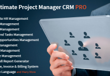 Ultimate Project Manager CRM PRO v1.3.3