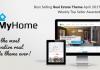 MyHome v1.0.14 - Real Estate WordPress Theme