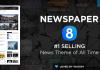 Newspaper v8.1.1 – WordPress News Magazine Theme