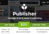 Publisher v1.8.5 - Newspaper Magazine News Review WordPress Theme
