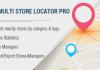 WP Multi Store Locator Pro v1.5