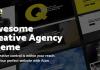 Aton v1.1 - A Creative Theme for Modern Design Agencies and Freelancers