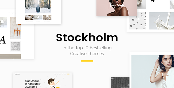 Stockholm v4.3 - A Genuinely Multi-Concept Theme