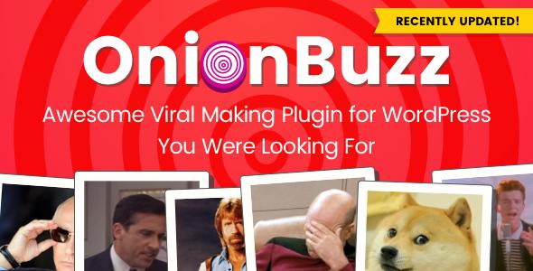 Viral Quiz Maker v1 1 6 - OnionBuzz for WordPress