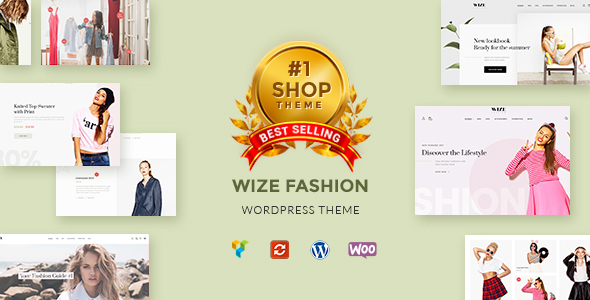 WizeStore v1.4.6 - WooCommerce Multipurpose Responsive WordPress Theme
