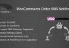 WooCommerce Order SMS Notification v1.9