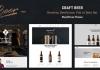 Craft Beer v1.0.4 - Brewery or Pub WordPress Theme