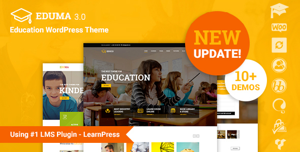 Education WP v3 1 9 1 – Education WordPress Theme