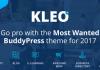 KLEO v4.3.12 – Pro Community Focused, Multi-Purpose BuddyPress Theme