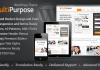 MultiPurpose v1.5.25 - Responsive WordPress Theme