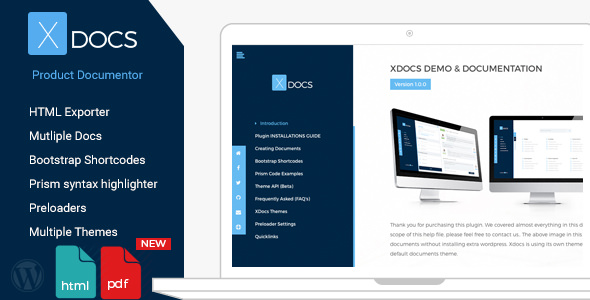 Image Result For Xdocs Codecanyon