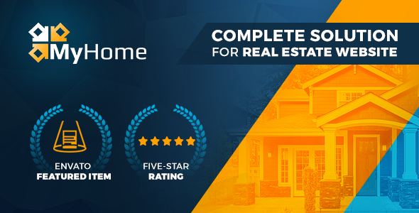 MyHome v3.0.4 - Real Estate WordPress Theme