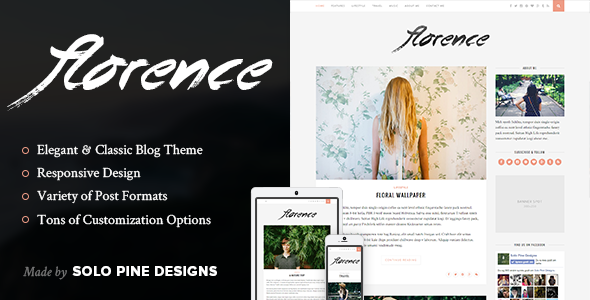 redwood a responsive wordpress blog theme free download