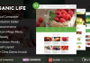Organic Life v3.1 - Ecology & Environmental Theme