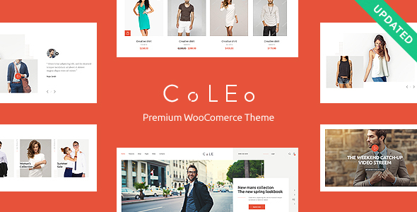 Coleo v1.0 - A Stylish Fashion Clothing Store Theme