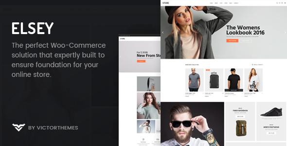 Elsey v1.6 - Responsive eCommerce Theme