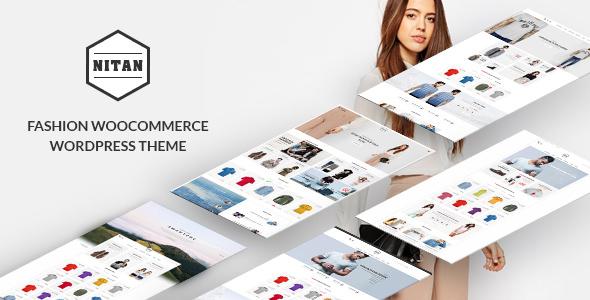 Nitan v2.3 - Fashion WooCommerce WordPress Theme