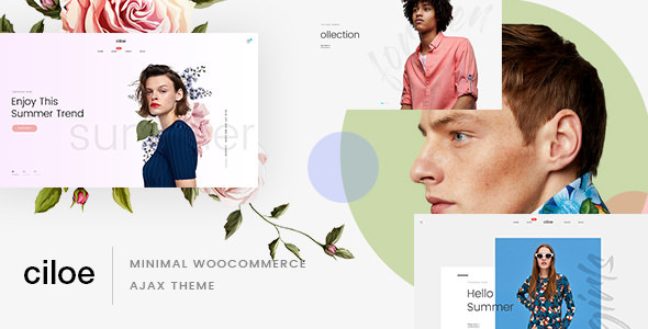 Ciloe v1.5.0 - Multipurpose WooCommerce Theme