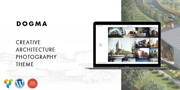 Dogma v2.1 - Responsive Architecture WooCommerce