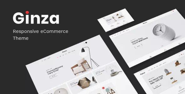 Ginza v1.0 - Furniture Theme for WooCommerce WordPress