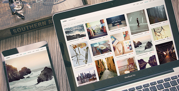 Oyster v3.9.8 - Creative Photo WordPress Theme