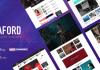 Seaford v1.0.2 - Multi-Purpose Magazine WordPress Theme