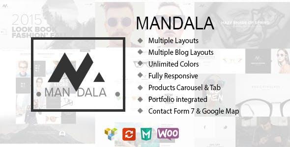 Mandala v1.9.1 - Responsive Ecommerce WordPress Theme