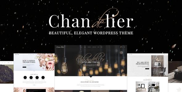 Chandelier v1.9.1 - A Theme Designed for Custom Brands