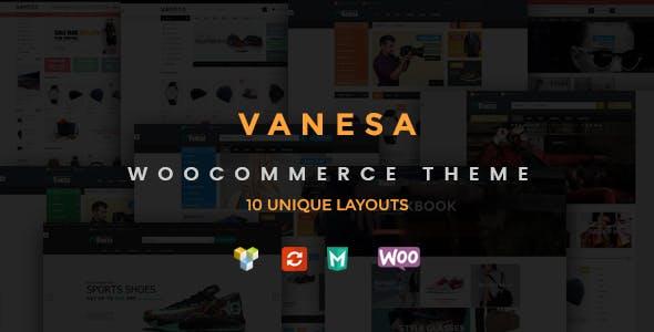 Vanesa v1.4.2 - Responsive WooCommerce Fashion Theme
