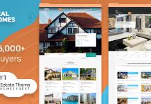 Real Homes v3.9.1 - WordPress Real Estate Theme