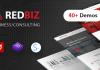 RedBiz v1.1.2 - Finance & Consulting Multi-Purpose Theme